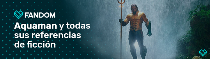 Aquaman Referencias Header
