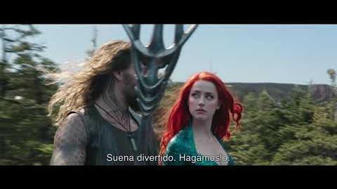 "AQUAMAN - ACTITUD 30"" - Oficial Warner Bros"