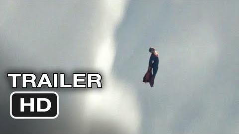 Man of Steel Official Teaser Trailer 1 HD