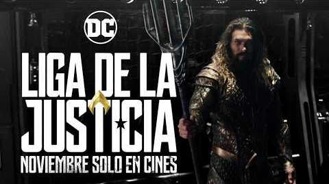 """Liga de la Justicia - Aquaman 06"""" - Oficial Warner Bros"""