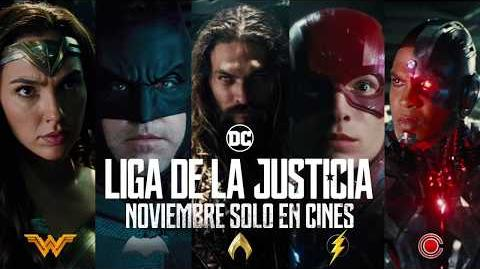 "Liga de la Justicia - Liga de la Justicia 06"" - Oficial Warner Bros"