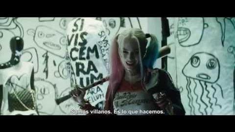 """ESCUADRÓN SUICIDA - Alerta 30"""" - Oficial Warner Bros"""