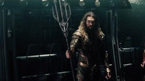Liga de la Justicia - Teaser Aquaman - Oficial Warner Bros