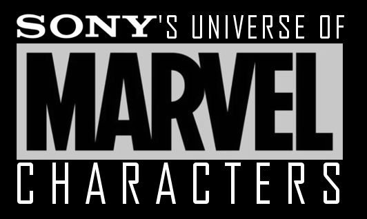 Sony's Universe of Marvel Characters Wordmark