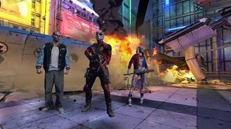 Suicide Squad - Official Special Ops Game Trailer HD