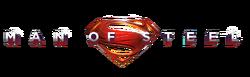 Man of Steel - Logo sin fondo