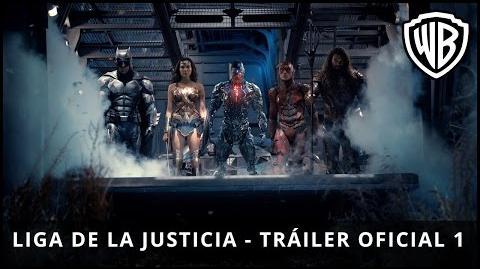 Liga de la Justicia - Tráiler Oficial 1 - Castellano HD