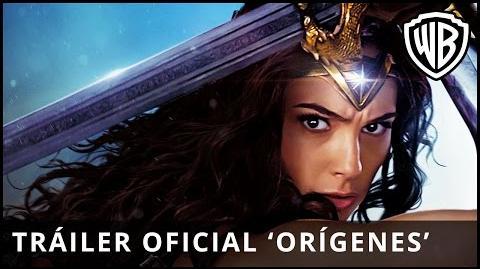 Wonder Woman - Tráiler Oficial 'Orígenes' - Castellano HD