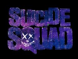 Suicide Squad - Logo y créditos