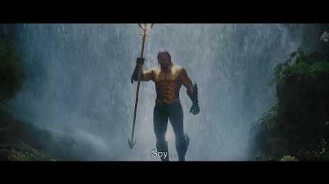 """AQUAMAN - Líder 06"""" - Oficial Warner Bros. Pictures"""