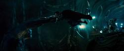 Superman detiene a Doomsday