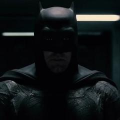 Batman visita a Luthor en prisión.