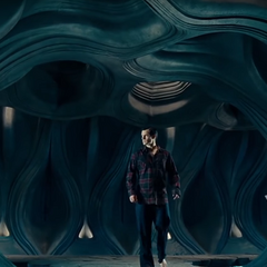 Clark explora la Fortaleza de la Soledad.