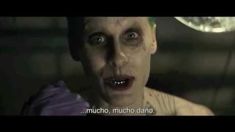 ESCUADRÓN SUICIDA - Trailer Comic-Con 2015 - Oficial Warner Bros