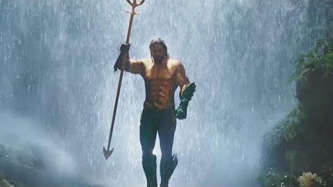 AQUAMAN - Trailer Final - Oficial Warner Bros