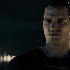 Superman confronta a Lex.