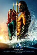 Aquaman - Póster en español