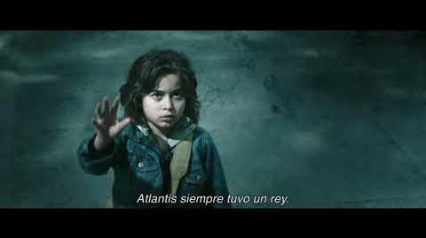 "AQUAMAN - Heredero 15"" - Oficial Warner Bros"