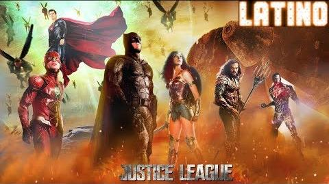 Liga de la Justicia - Trailer Comic-Con 20117 Doblado