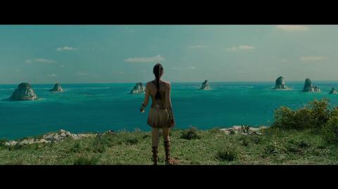"MUJER MARAVILLA - Diosa 30"" - Oficial Warner Bros"