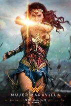 Mujer Maravilla - Póster en español