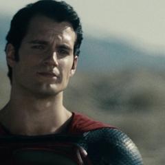 Superman habla con el General Swanwick.