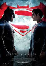 Batman vs Superman - Poster en español