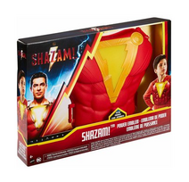 Shazam! - DC Mattel Emblem