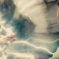 Flash se reencuentra con Bruce en el pasado.