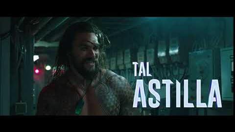 Aquaman - De tal palo, tal astilla