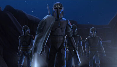 'Star Wars Rebels': Who Are the Mandalorians?