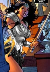 Donna Troy Wonder Woman 2