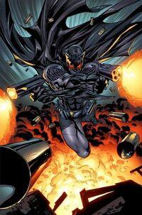 Batman and guns