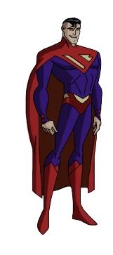 Superman Animated by Zal Ta TalOs