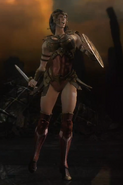 Diana of Themyscira (Injustice The Regime)