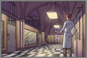 Arkham night by bonvillain