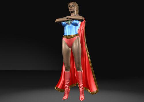 Kara Superwoman
