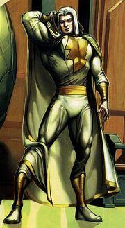 White Marvel 001