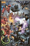 Intergang vs Teen Titans