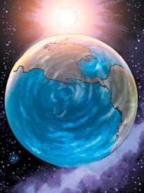 Earth- DC -Fans