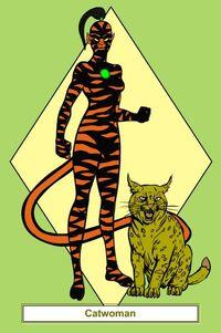 Catwoman (Brian Kurtz)