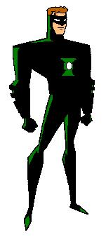 DCA Batman Beyond-GreenLantern