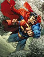 Kal-El Earth 2 002