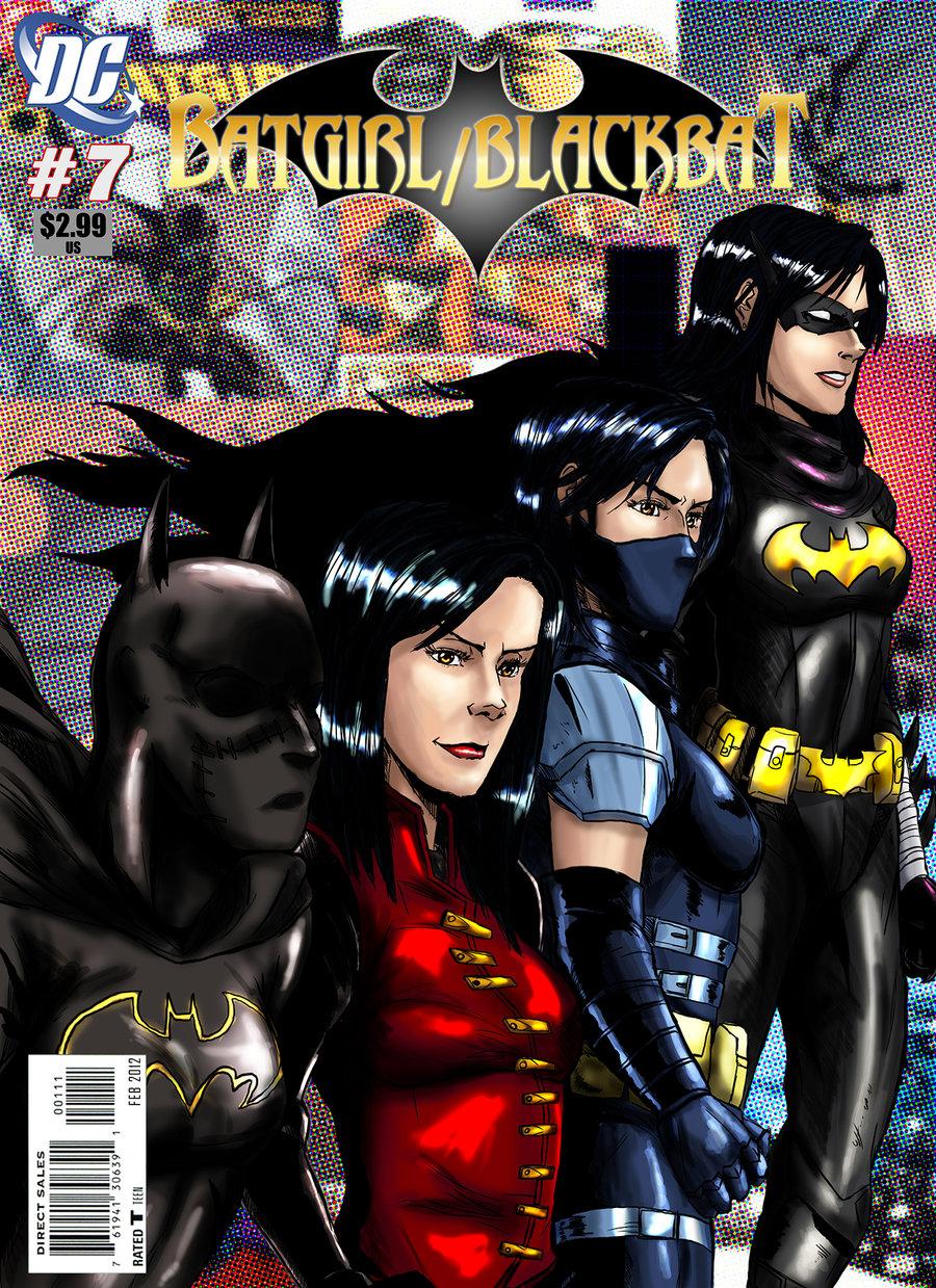 Cassandra Cain (New Earth) - DC Database - Wikia