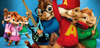 The Chipmunks The Chipettes Chip2