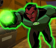 Sinestro (Green Lantern:First Flight)