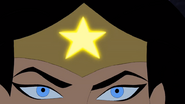Wonder Woman Unlimited Angry Eyes