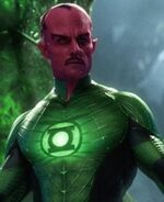 Sinestro (Green Lantern:The Movie)