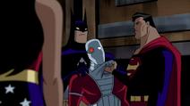 Wonder Woman Animated Mid-Back 2
