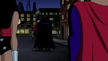 Wonder Woman Animated Mid-Back 3